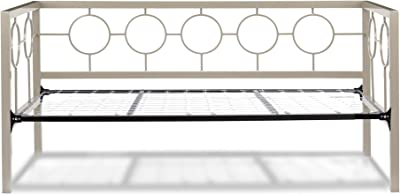 Amazon Com Miami Metal Daybed Frame With Squared Tubing