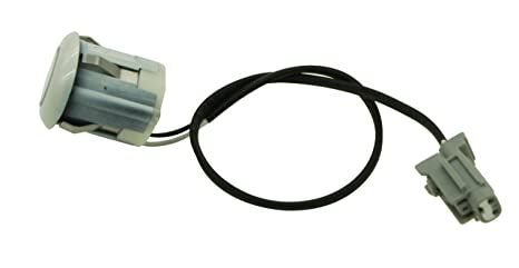 Electronicx Sensor de estacionamiento, aparcarmiento de Coche Tanto en Retroceso Pdc Parktronic Sensor, Auxiliar