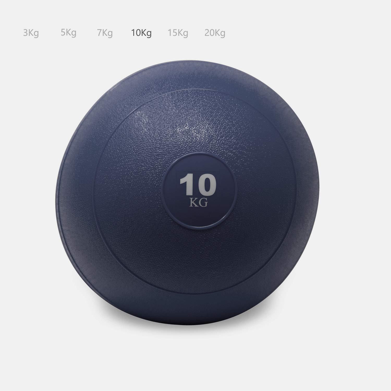 843dcfeb01aab POWRX - Balón medicinal - Slam Ball Balón Medicinal 3 - 20 kg I Slam Ball  Varios colores - TALLA  10 kg   COLOR  Azul  Amazon.es  Deportes y aire  libre