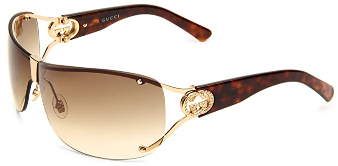 b83f03e01c37d Image Unavailable. Image not available for. Colour  Gucci Women s 2807 S  Wrap Sunglasses ...