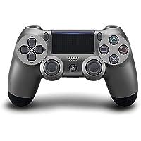Sony Cuh-Zct2G Dualshock 4 Wireless Controller, Steel Black - Playstation 4