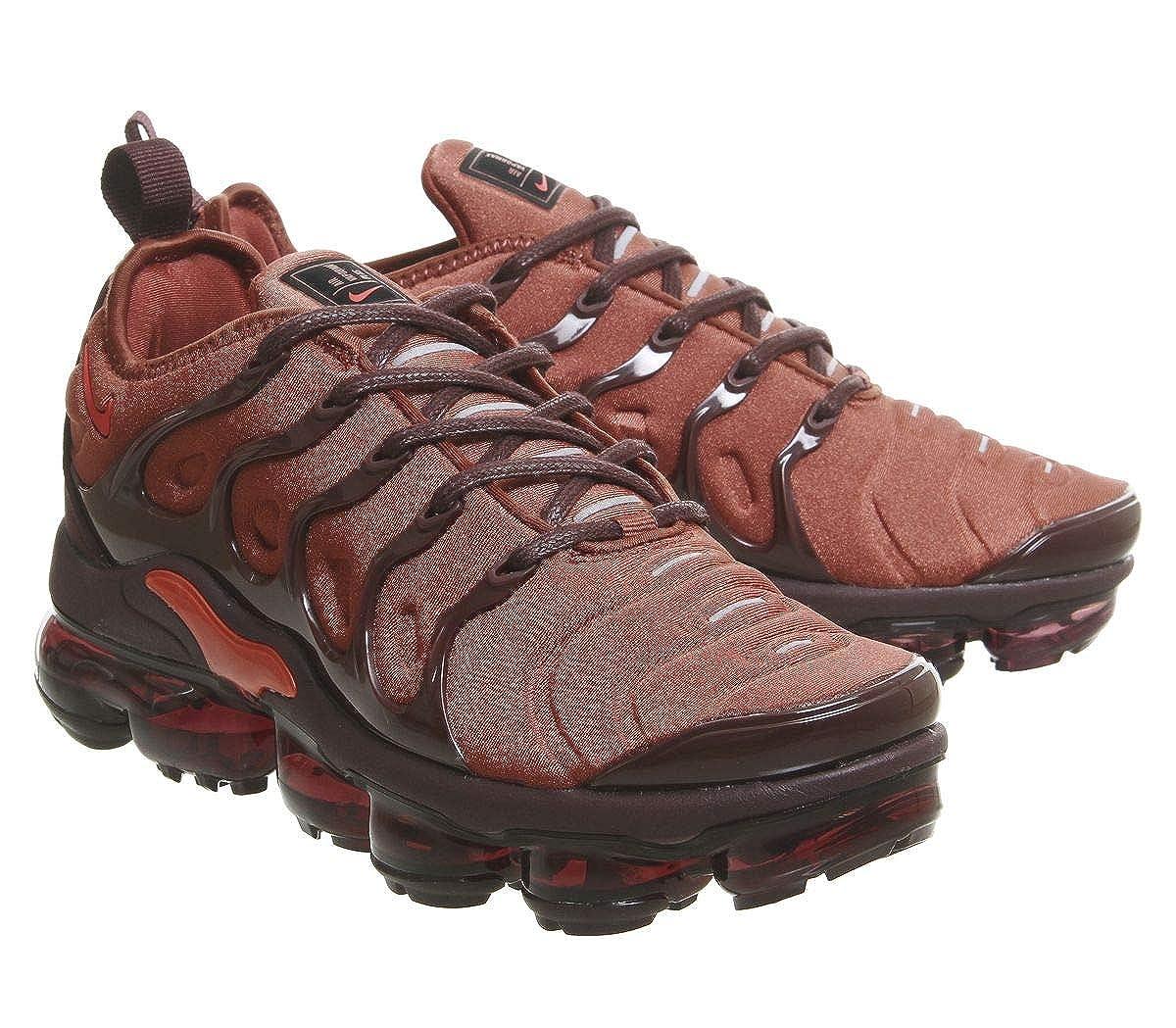 online store 0d7d4 e4dcf Nike Women's W Air Vapormax Plus Fitness Shoes: Amazon.co.uk ...