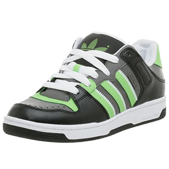 sneakers for cheap 27b24 cb57a Adidas Originals Mens Bucktown ST Sneaker,BlackMacaw ...