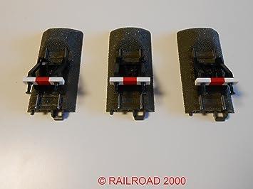 Märklin 24977 3x Prellbock Für C Gleis Spielzeug