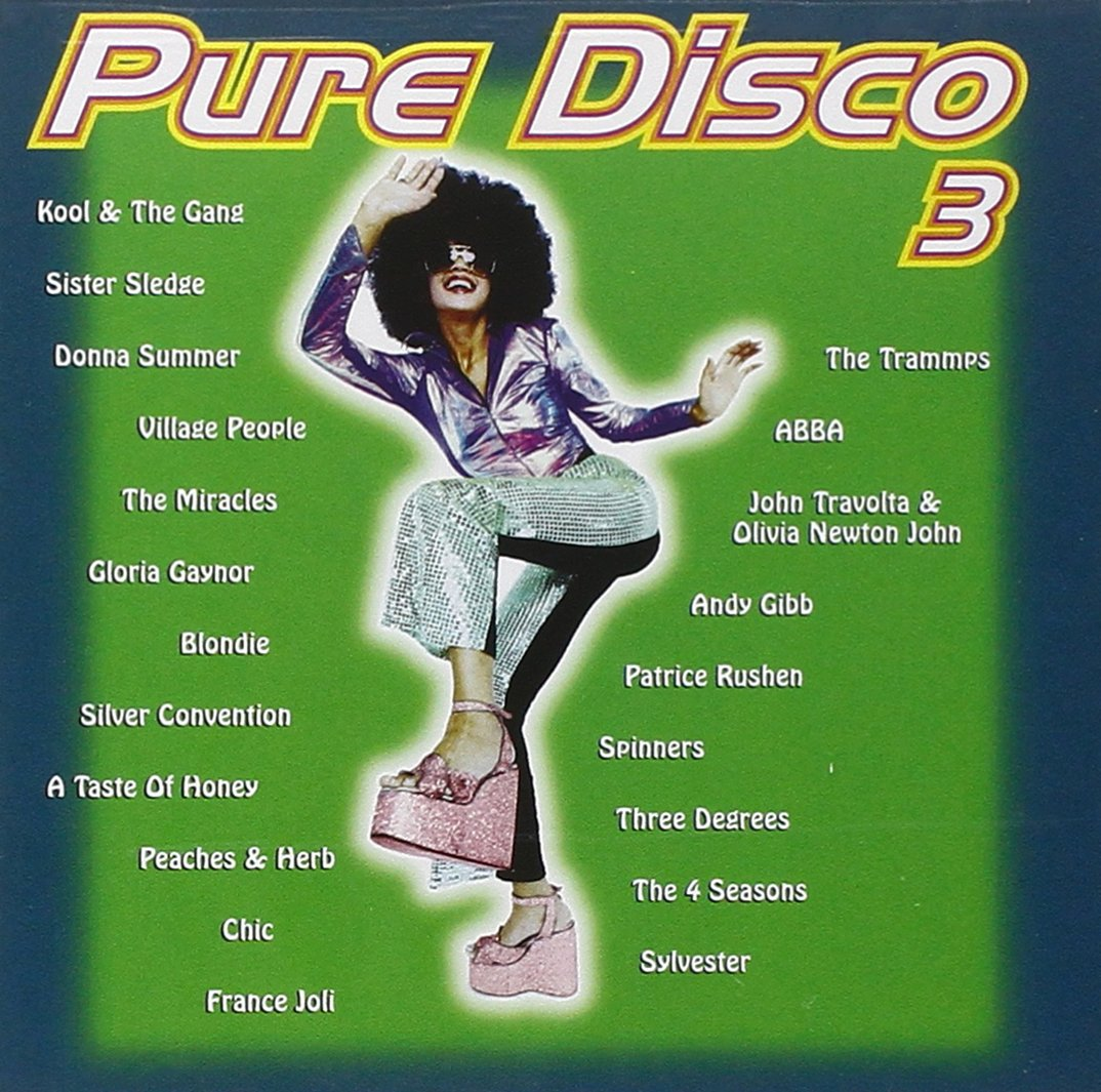 Pure Disco 3 by Polydor