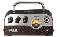 VOX 新真空管Nutube搭載 ギター・アンプ・ヘッド MV50 AC タイプ