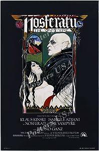"""PremiumPrints - Nosferatu The Vampire Movie Poster - XFIL925 Premium Canvas 11"""" x 17"""" (28 cm x 43 cm)"""