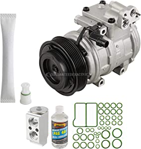 For Hyundai Genesis Coupe 2.0T 2010-2012 OEM AC Compressor w/A/C Repair Kit - BuyAutoParts 60-85148RN New