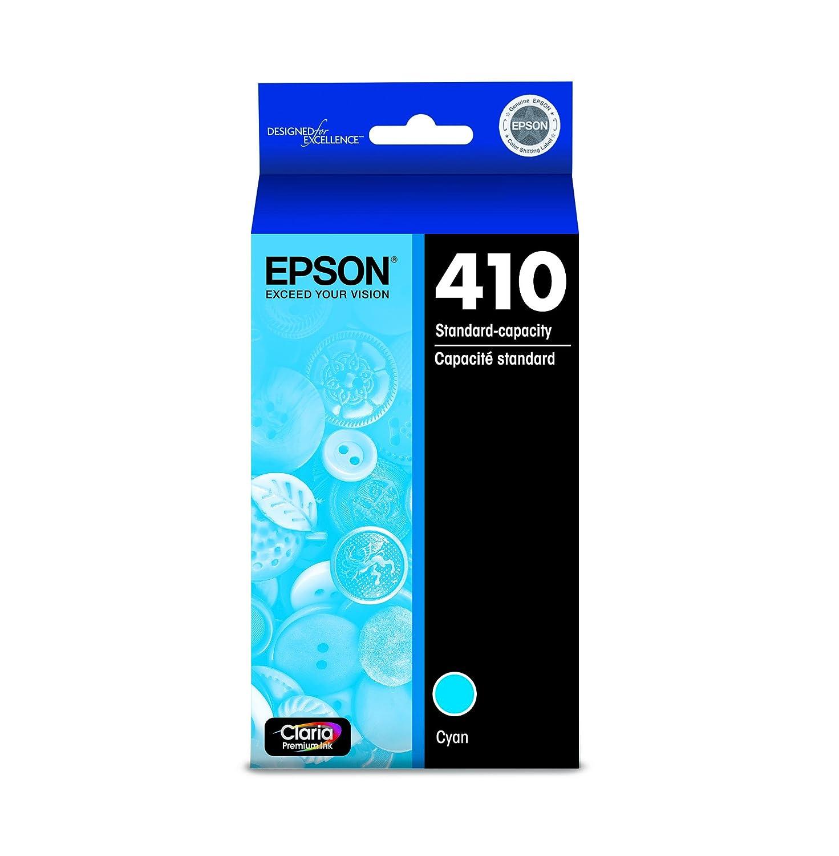 Epson 410 Claria Premium Ink Cartridge, Black (T410020) T410020-S