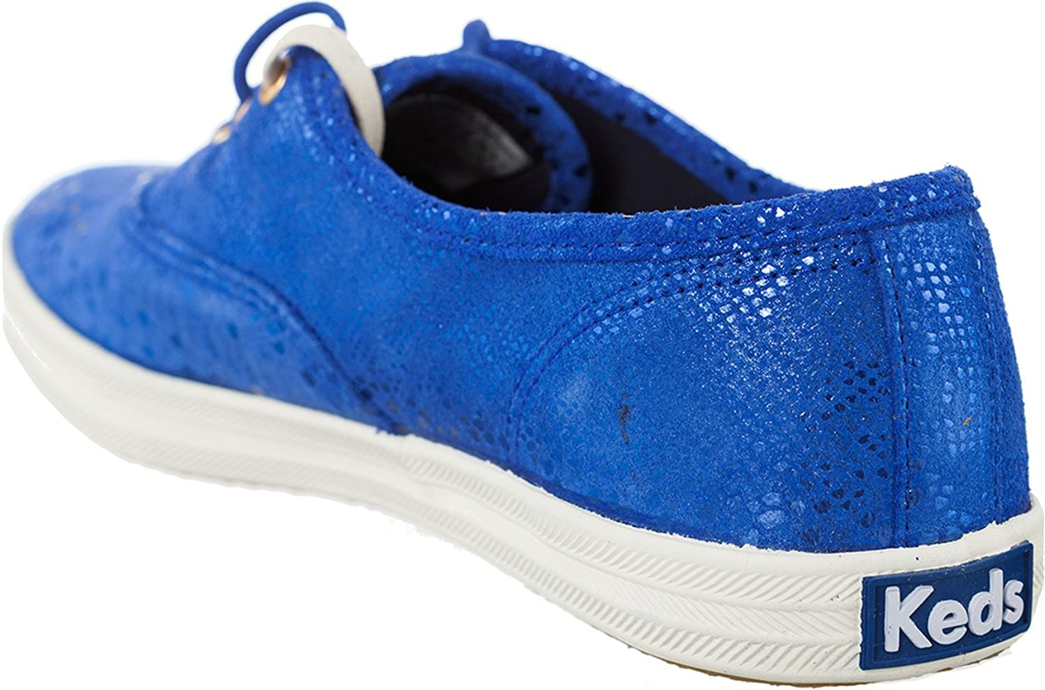 Keds Champion Exotic Shimmer Blue KWH54610 JgwicI9T1