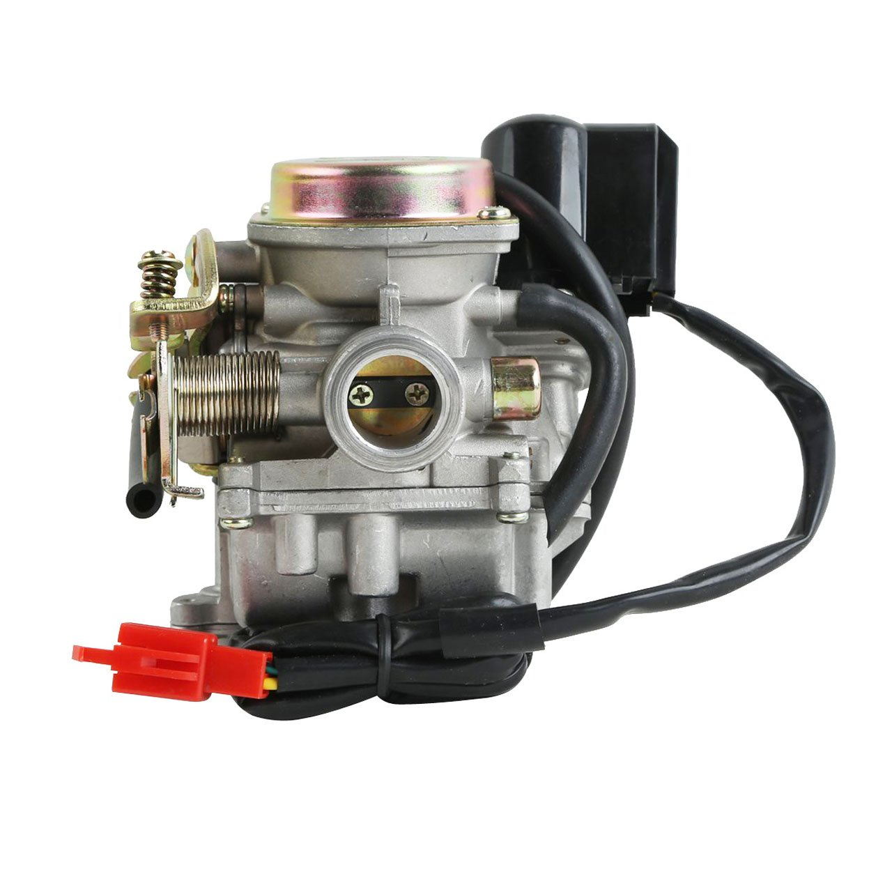 New Carburetor 50cc for 4 Stroke GY6 49cc 50cc Chinese Scooter Moped 139QMB Taotao Kymco by FYIYI