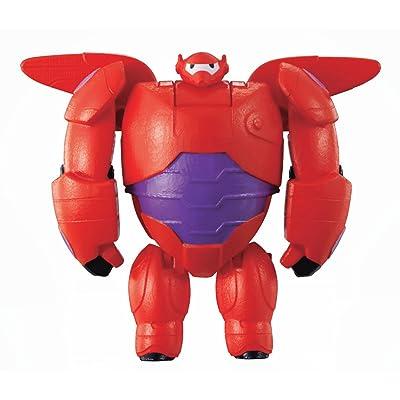 Hatch 'n Heroes Big Hero 6 Red Baymax Transforming Figure: Toys & Games