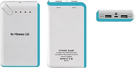 Amazon.com: Cargador de batería externo portátil by en ...