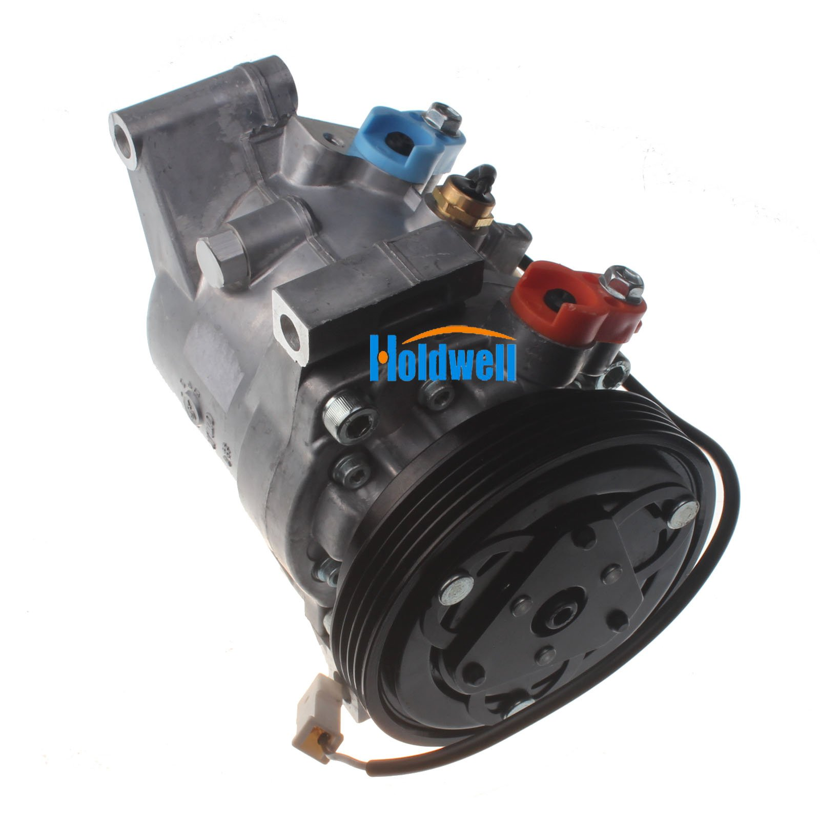 Holdwell Auto AC Compressor 95201-77GB2 9520177GB2 for Suzuki Jimny Seiko Seiki SS07LK10 by Holdwell (Image #1)