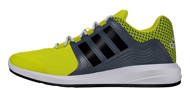low priced b8762 adbe2 adidas Boys S-Flex K Running Trainers, Green (LimshoNegbasFtwbla), 6 UK  (39 13 EU) Amazon.co.uk Shoes  Bags