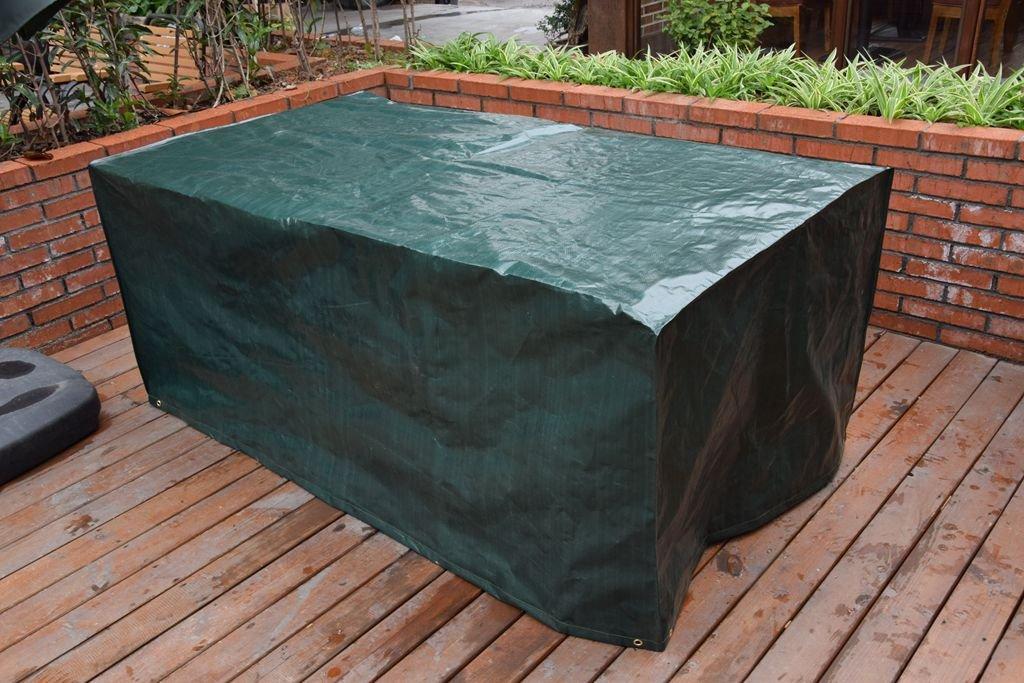 Housse de Protection pour table Bâche Housse Salon de Jardin ...