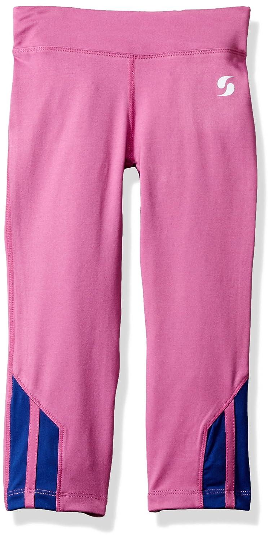 20390ff079729 Soffe Big Girls' Run Capri: Amazon.co.uk: Clothing