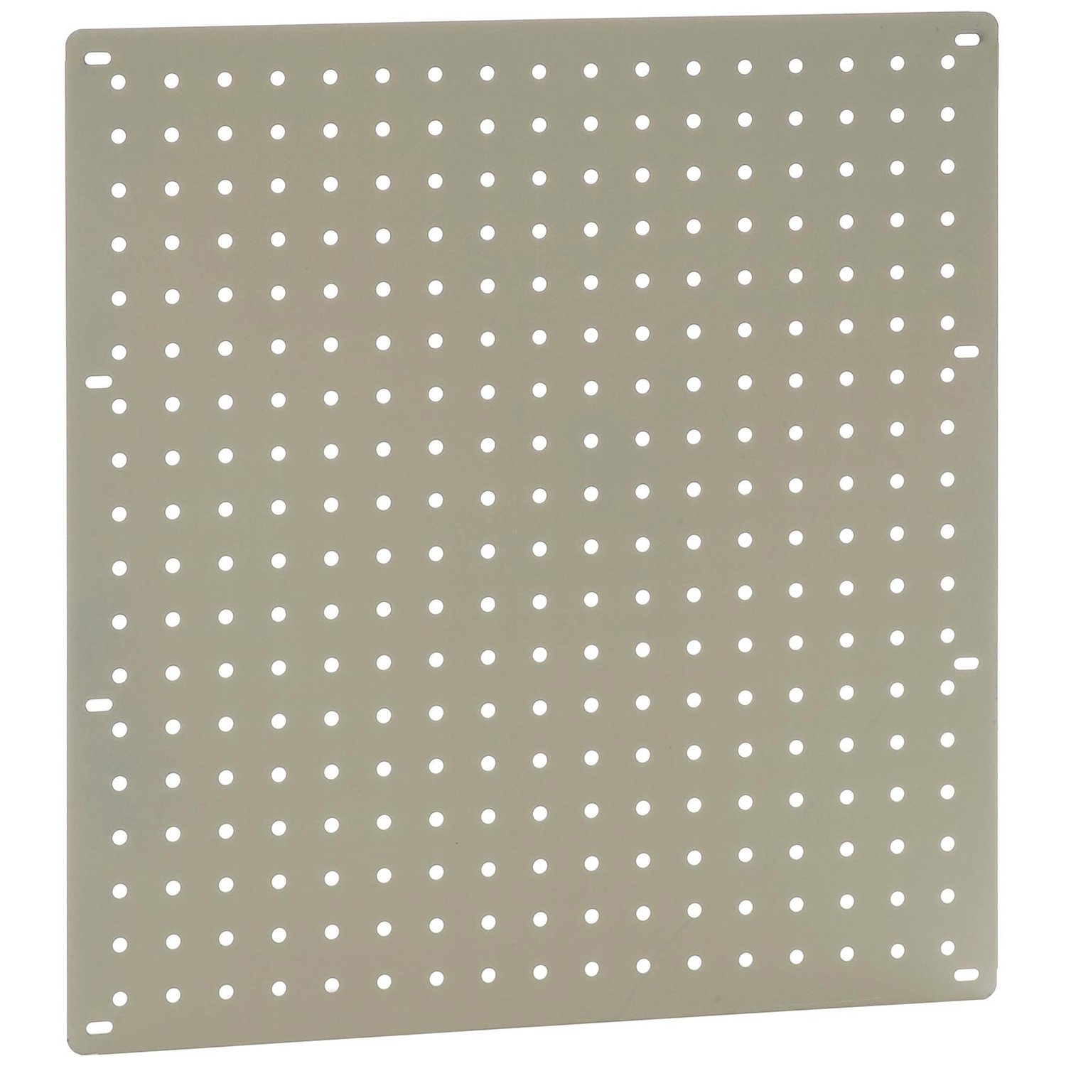 Heavy Duty Steel Pegboard, Tan, 18'' x 19'' by Global Industrial
