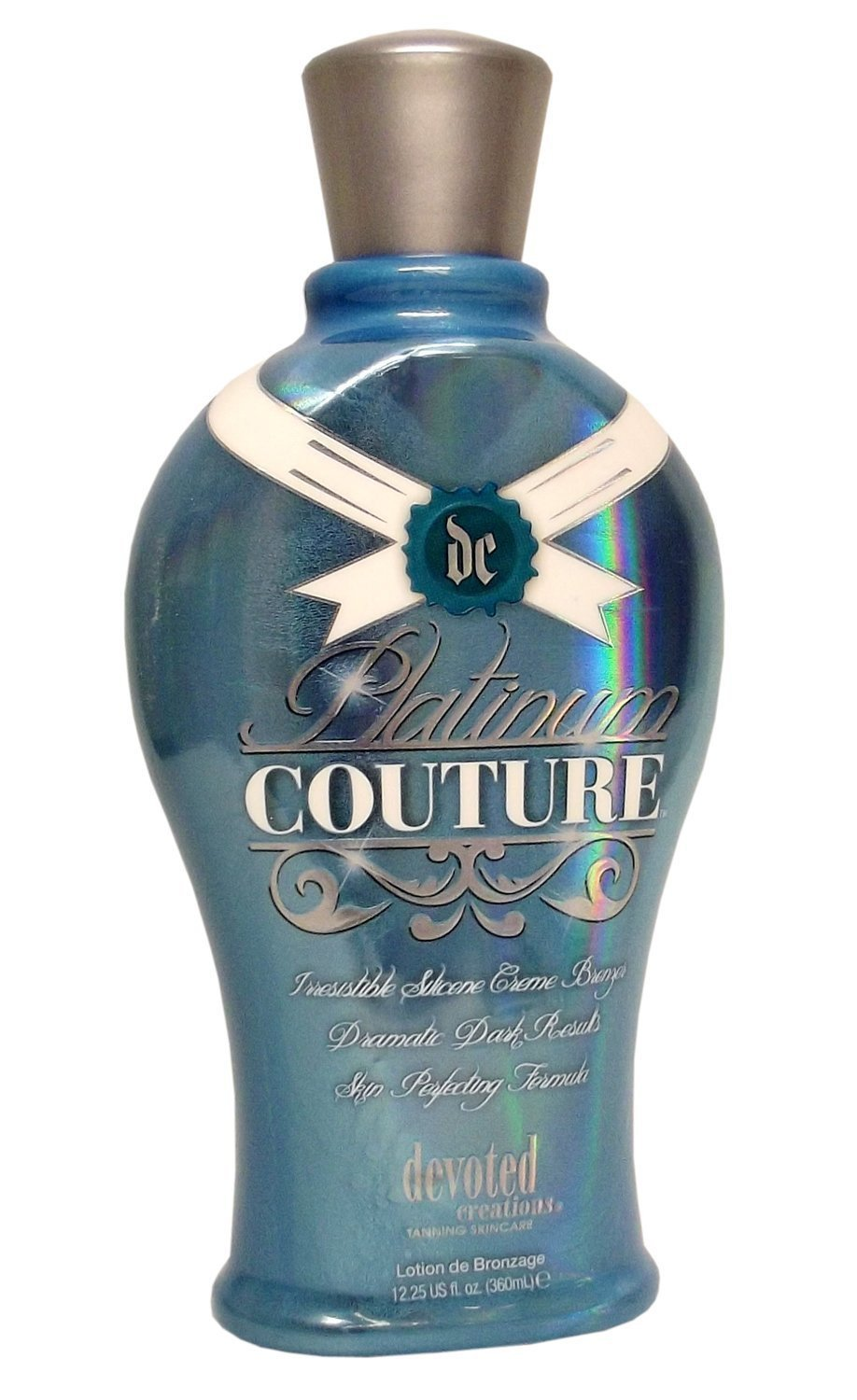 PLATINUM COUTURE tanning lotion DEVOTED CREATIONS