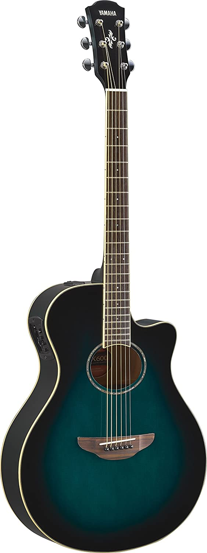 ヤマハ YAMAHA エレアコギター APX600 YAMAHA OBB OBB オリエンタルブルーバースト(OBB) APX600 B077JRV1VM, フリスト:f3b7de7b --- ijpba.info
