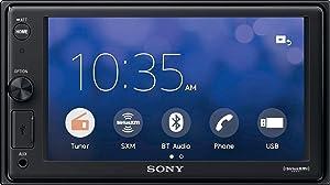 Sony XAVV10BT 15.7cm (6.2 inch) Media Receiver with Bluetooth