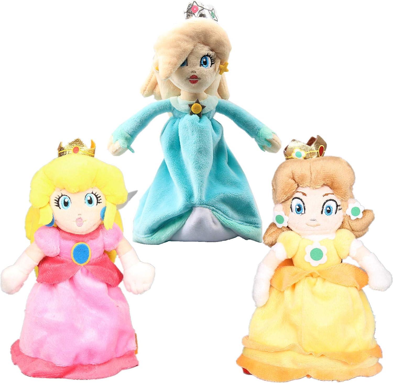 Amazon Com Uiuoutoy Super Mario Bros Princess Peach Daisy