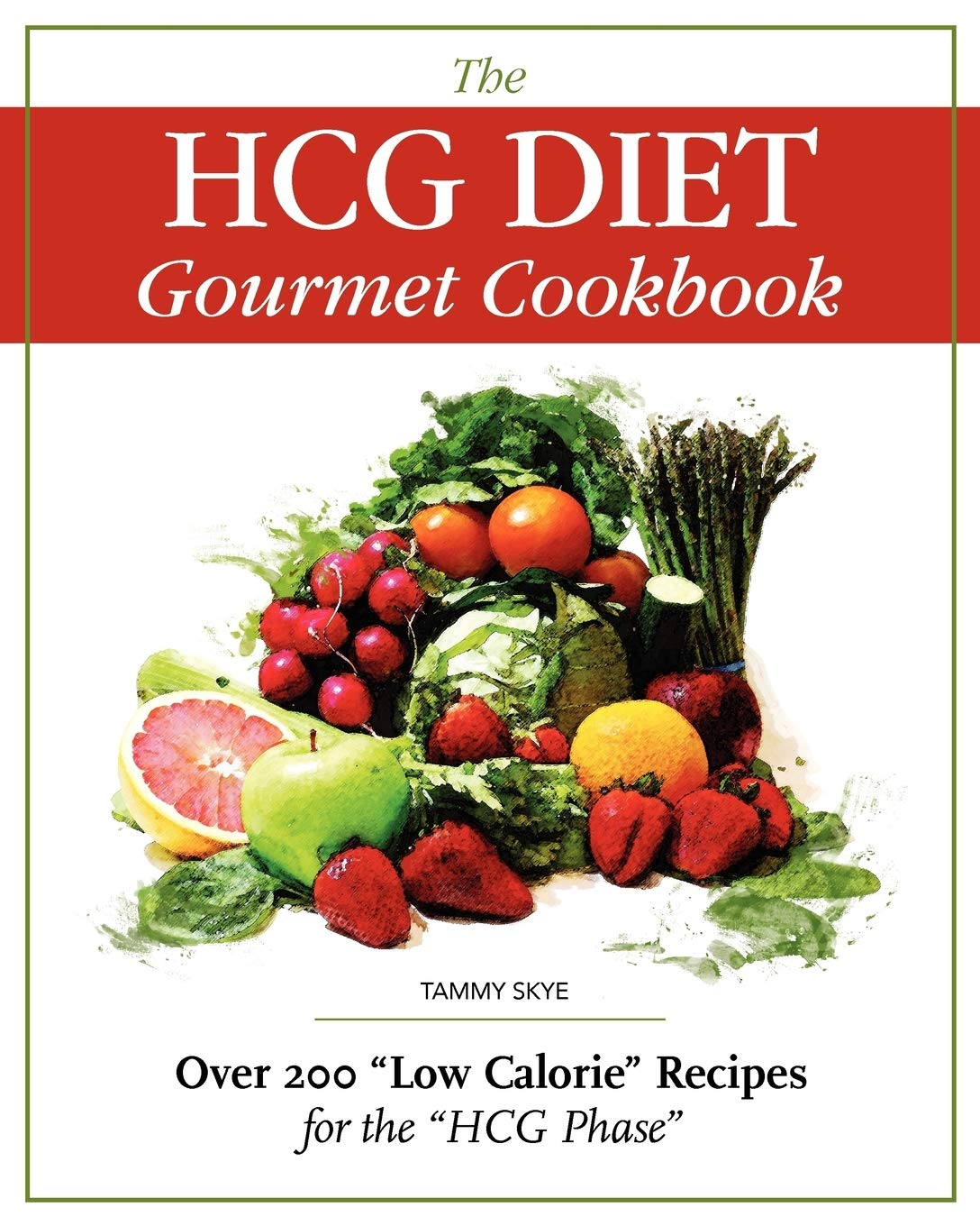 are there free foods on hcg diet