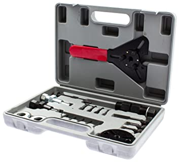 Aire Acondicionado embrague Juego de herramientas climática Compresores coche especial herramientas: Amazon.es: Bricolaje y herramientas