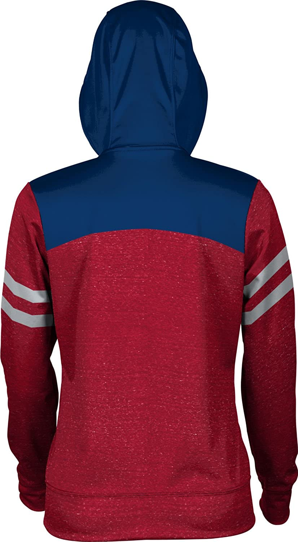 Liberty University Girls Pullover Hoodie School Spirit Sweatshirt Game Time