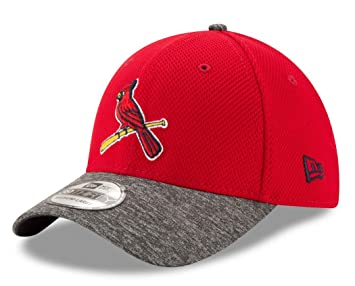 best service d7629 e9b74 Image Unavailable. Image not available for. Colour  St. Louis Cardinals New  Era MLB 39THIRTY ...