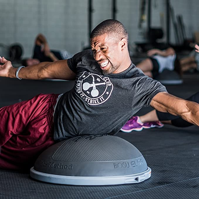 Bosu Elite Balance Trainer by Bosu: Amazon.es: Deportes y aire libre