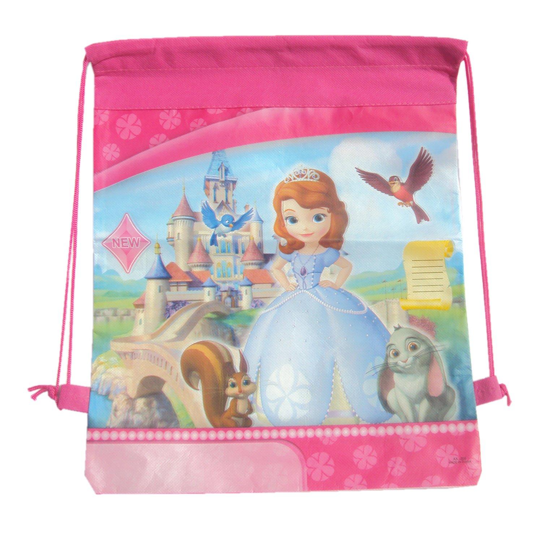 Asera 12 Pcs Sofia Dori Bag Haversack Gift Bags For Birthday Return Gifts Kids Amazonin Toys Games