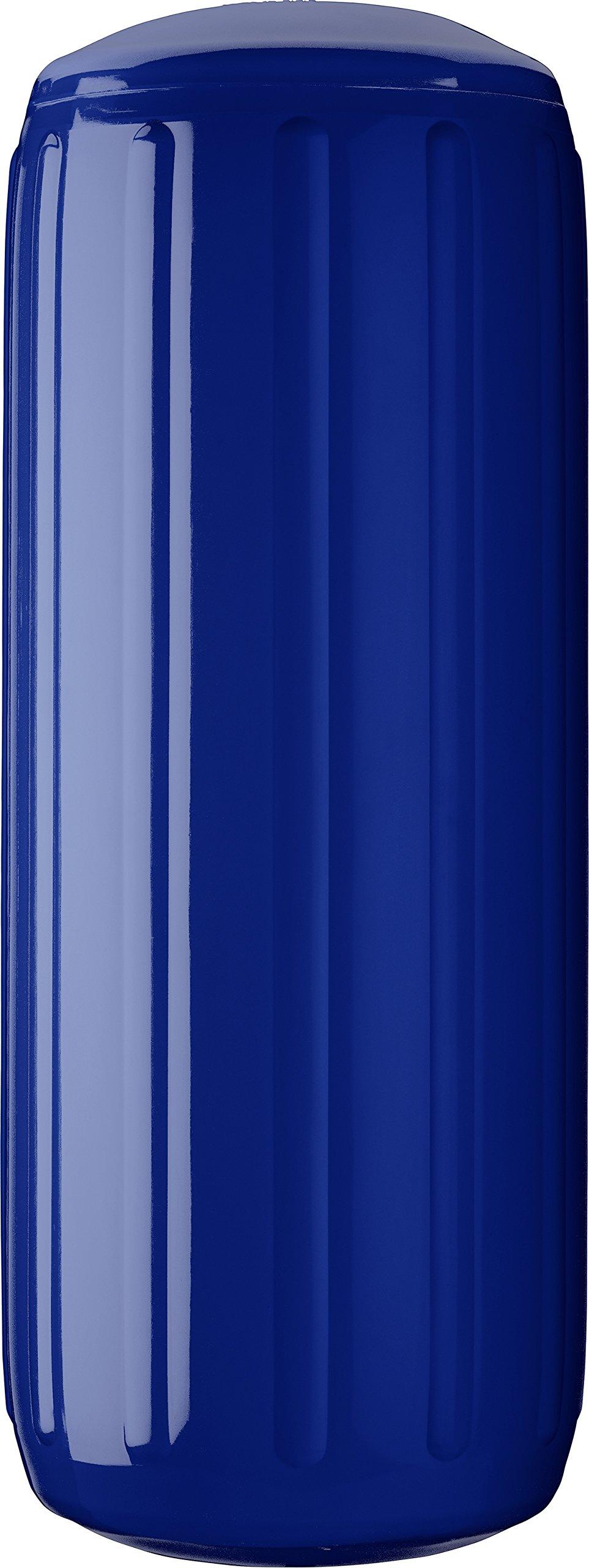 Polyform US HTM-2 (Hole-Through-Middle) Fender, Cobalt Blue (8.5 x 20.5-Inch)