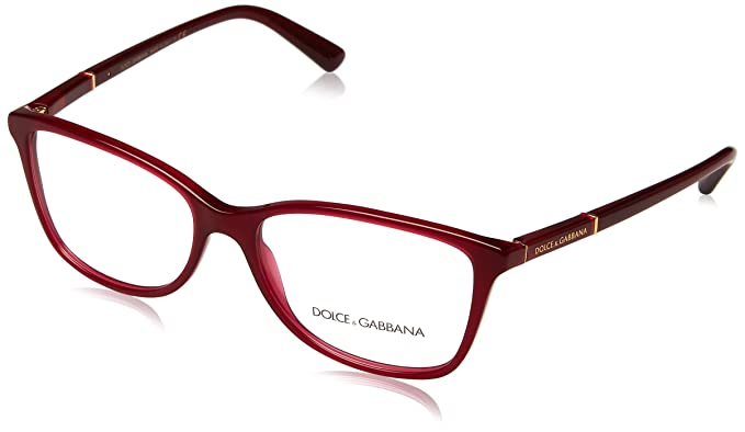 963a4a0130 Amazon.com  Dolce Gabbana LOGO PLAQUE DG3219 Eyeglass Frames 501-55 - Black  DG3219-501-55  Clothing