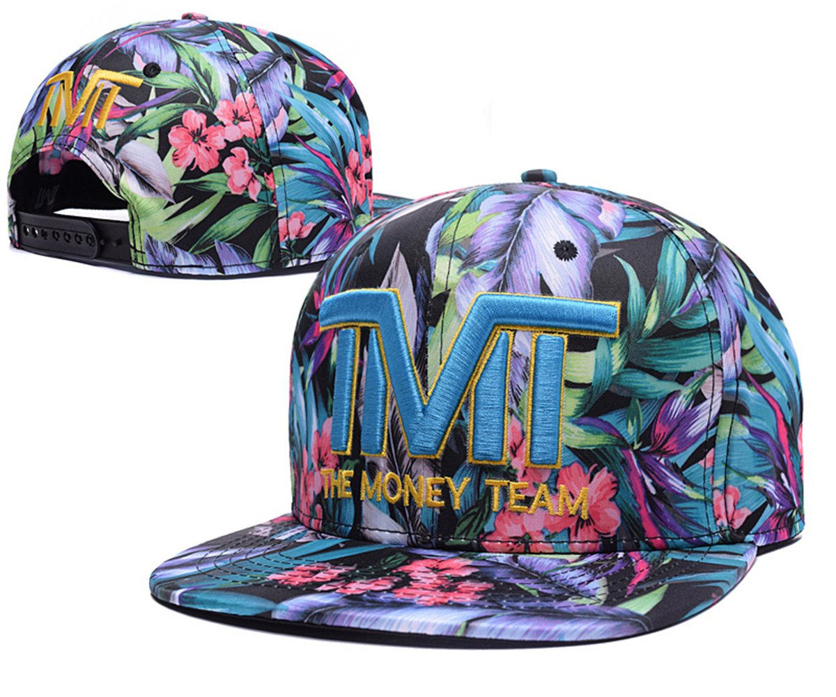 The Money team snapback sombreros TMT/gorras (colour negro y azul ...
