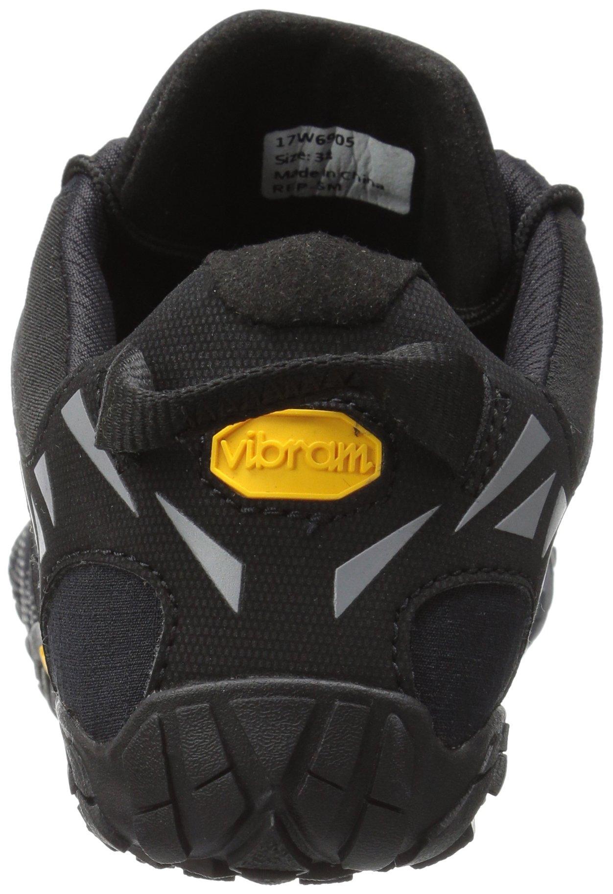 Vibram Women's V Trail Runner, Black/Grey, 41 EU/9 M US by Vibram (Image #2)