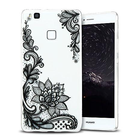 Funda Huawei P9 Lite, Carcasa Huawei P9 Lite Silicona ...