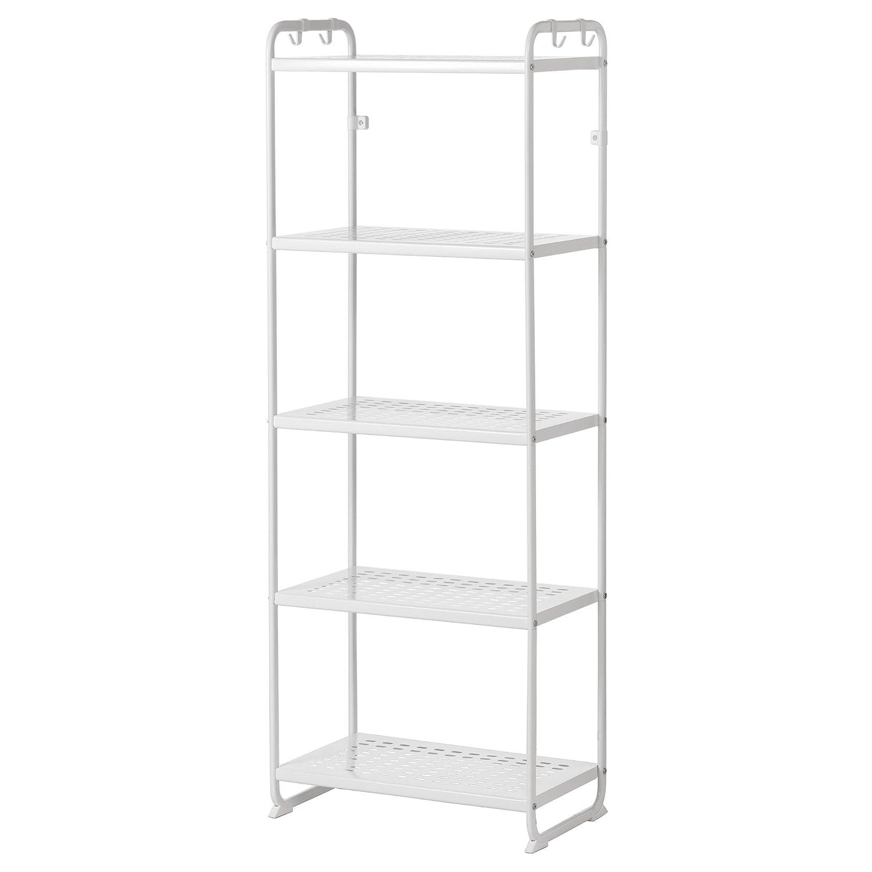 IKEA MULIG シェルフユニット, ホワイト B00I4WP2W2