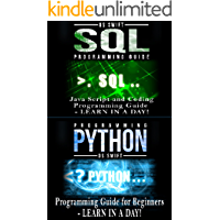 Python Programming Guide + SQL Guide - Learn