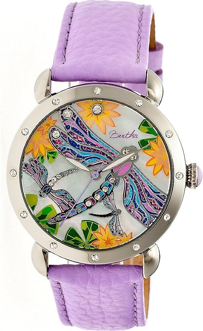 Bertha Reloj de Cuarzo Jennifer 41 mm