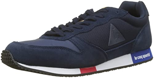 Le Coq Sportif Alpha Sport Dress Blue, Zapatillas para Hombre: Amazon.es: Zapatos y complementos