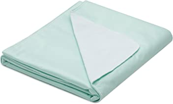 Reusable Commercial Quality Ultra Waterproof Sheet and Mattress Pad Protector, All Sizes, 10 Cups