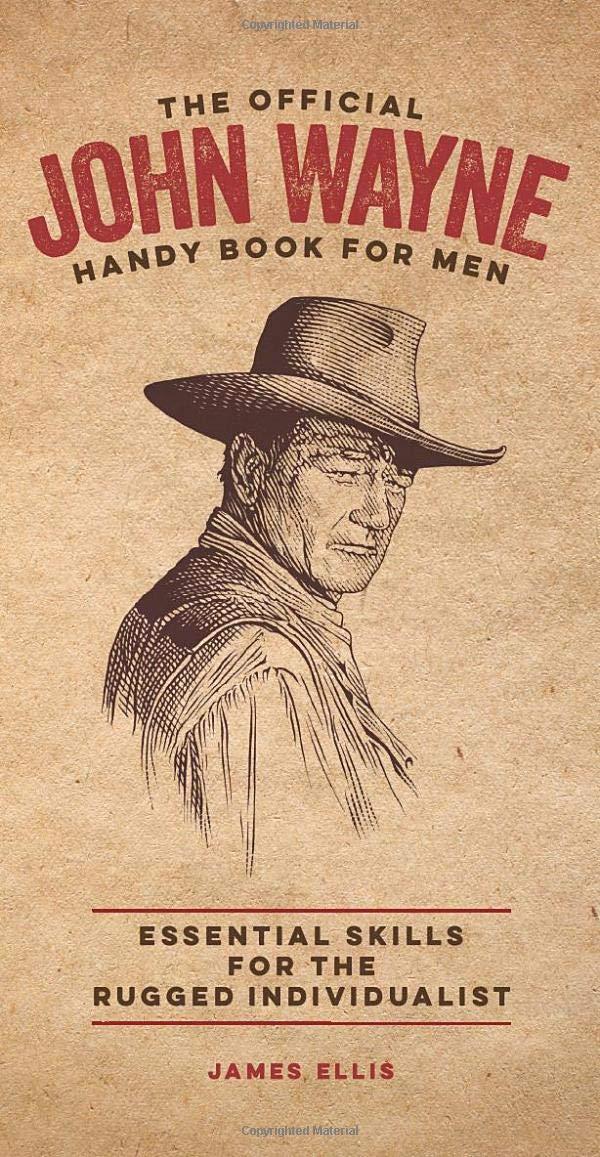 Official John Wayne Handy Book product image