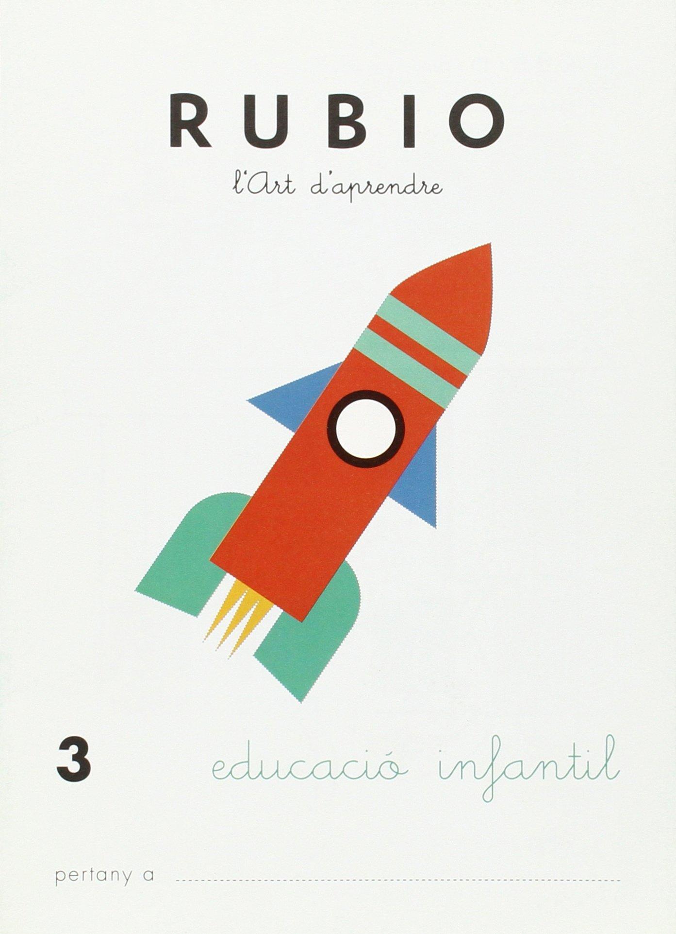 Rubio. Preescritura. EI 3: Amazon.es: Enrique Rubio Polo: Libros