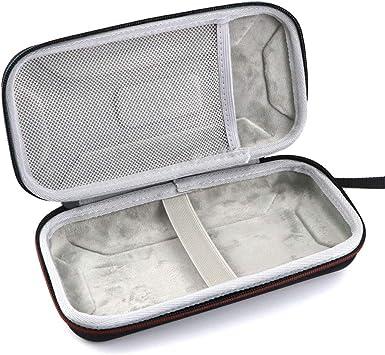 Docooler Estuche rígido de Almacenamiento de EVA para calculadora gráfica Compatible con Texas Instruments TI-84 Plus Calculadora gráfica Estuche a Prueba de Golpes Estuche Protector de Viaje: Amazon.es: Electrónica