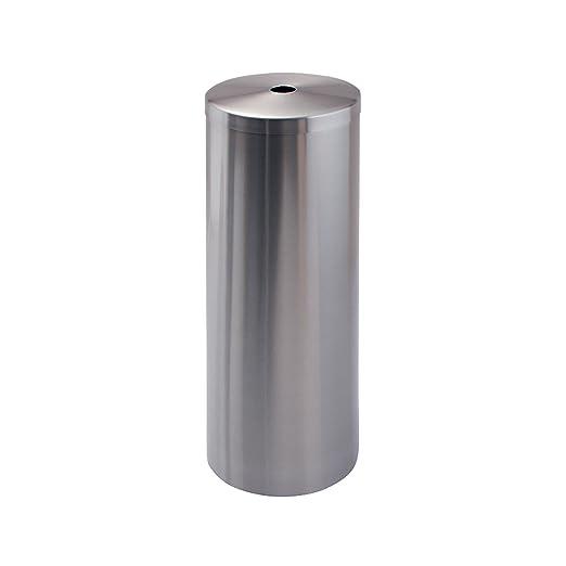 InterDesign 70510EU Forma Toilettenpapierbehälter, Edelstahl Gebürstet:  Amazon.de: Küche U0026 Haushalt