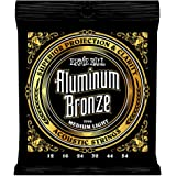 Ernie Ball 2566 Aluminum Bronze Medium-Light Acoustic Guitar String Set (.012 - .054)