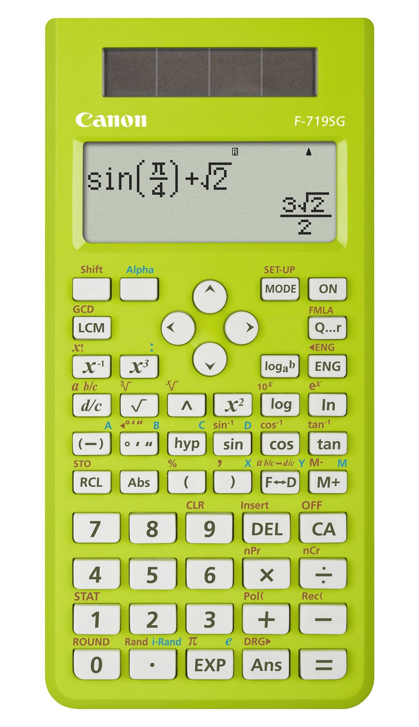 Canon F-719SG Scientific Calculator (4178B001) by Canon