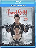 Hansel & Gretel - Cacciatori di Streghe (3D e 2D) (Blu-Ray)