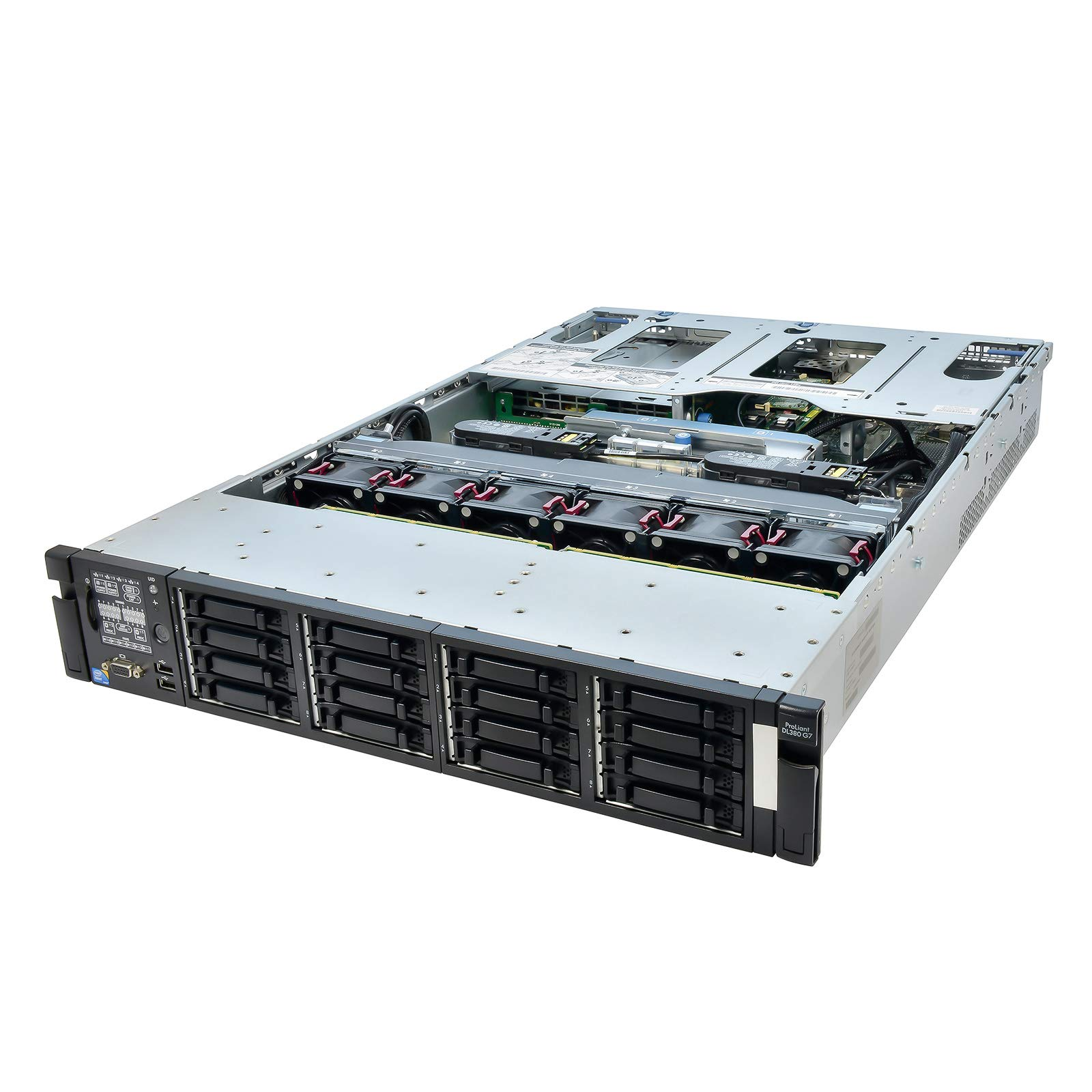 Mid-Level HP ProLiant DL380 G7 Server 2X 2.26Ghz E5520 QC 32GB (Renewed) by HP (Image #4)